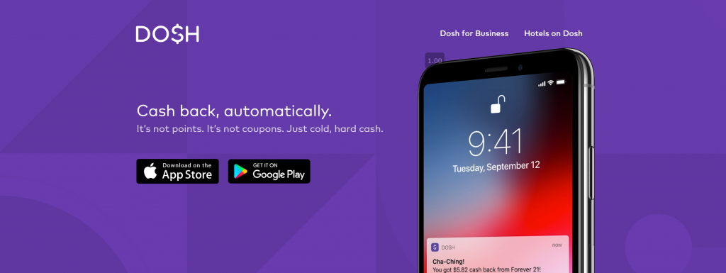 Is The Dosh App Legit