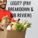 Instacart Job Review