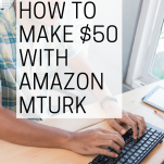 Amazon Mturk Review